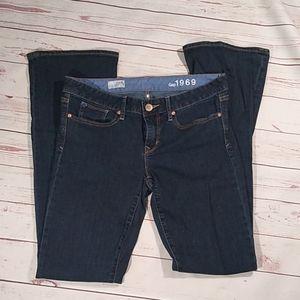 GAP curvy jeans size 29/8